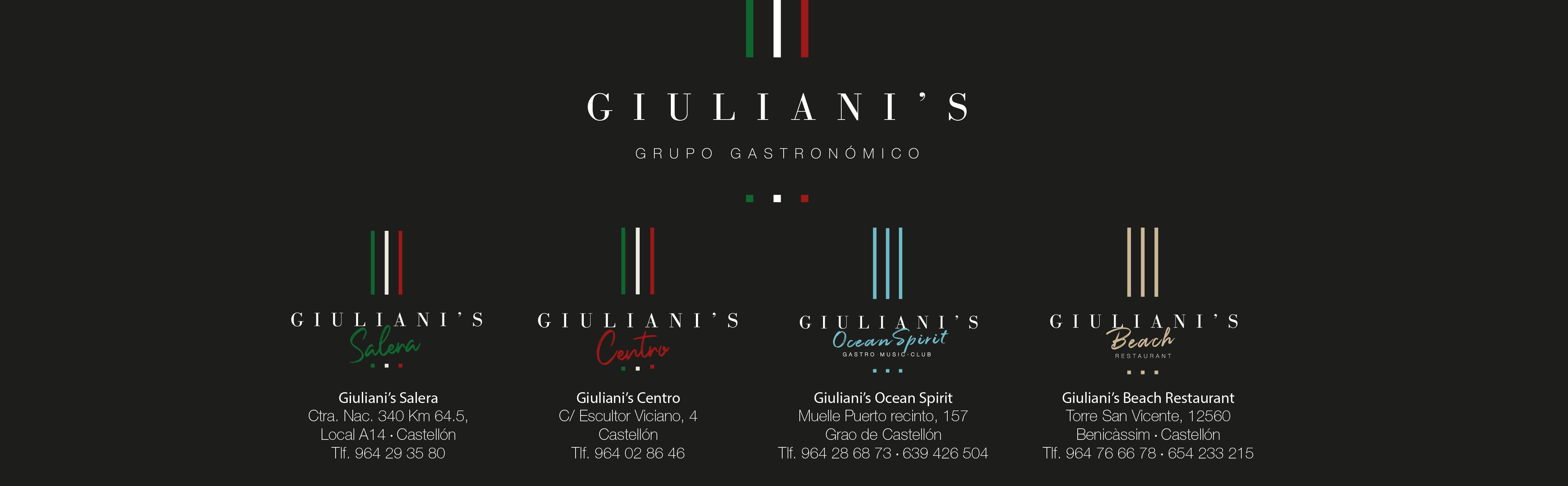 Giuliani's Grupo Gastronómico